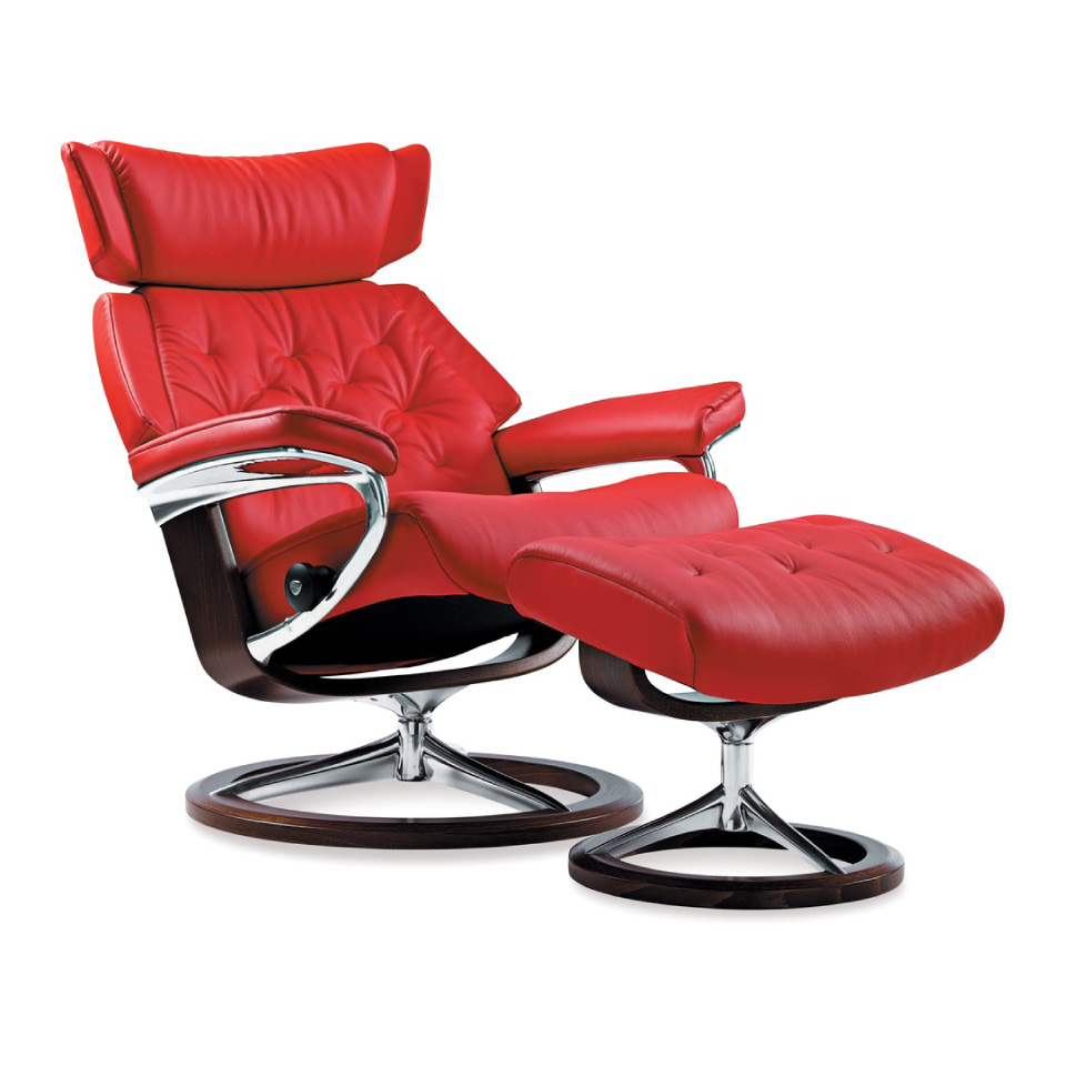 Stressless Skyline Recliner Living With Style