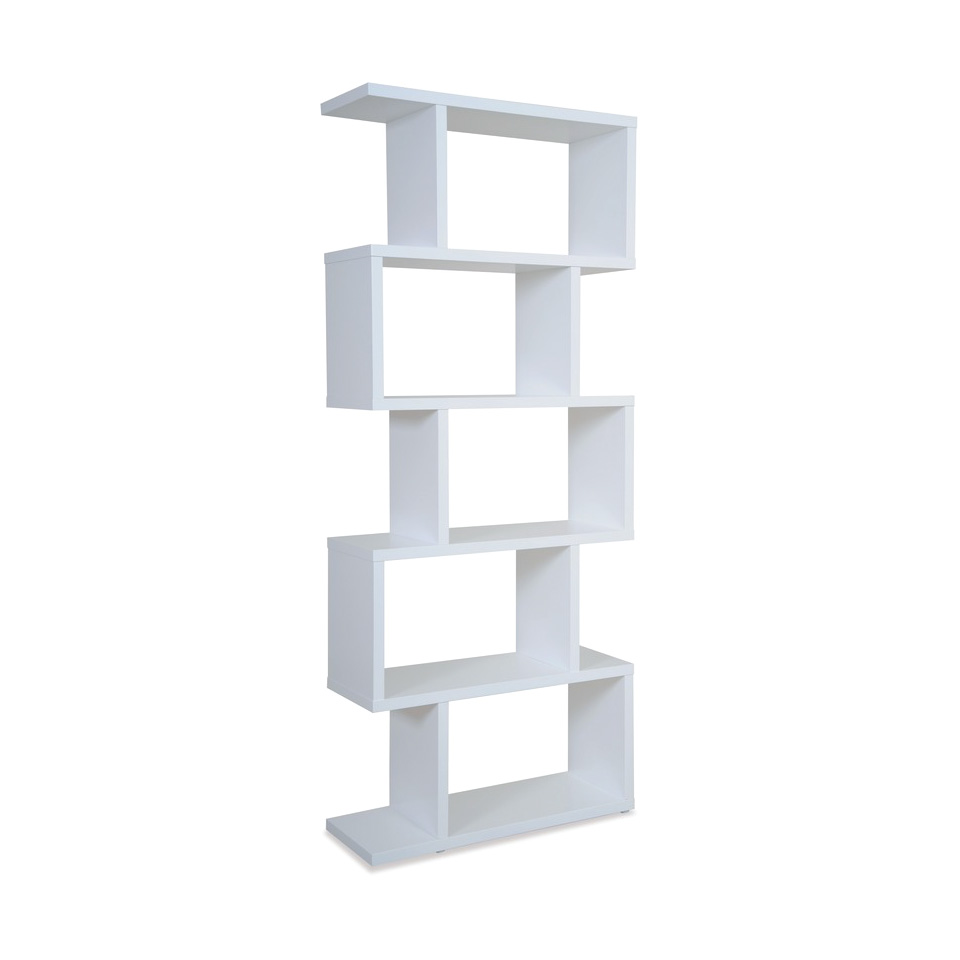 Zig Zag Bookcase 800cmWelcome To Living With Style - Habitat Your Home