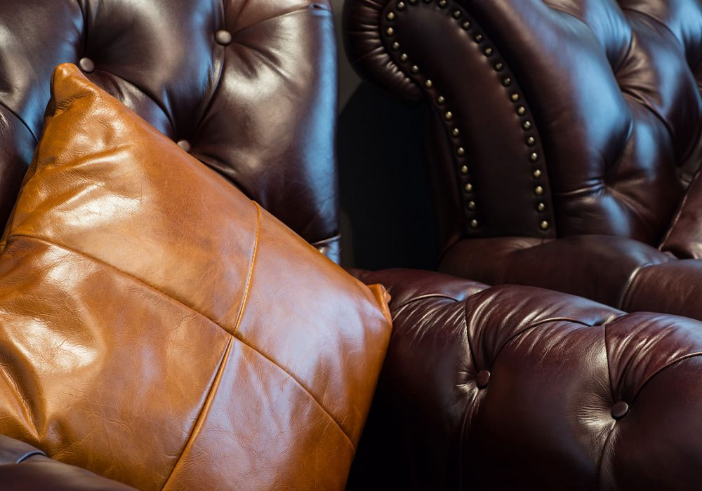 Caring for your leather furniture & Caring for your leather furniture - Living with Style