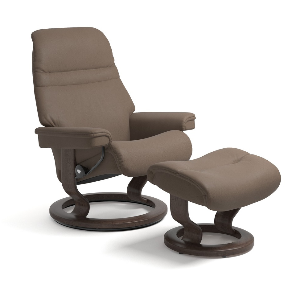 Stressless Sunrise Recliner Living With Style